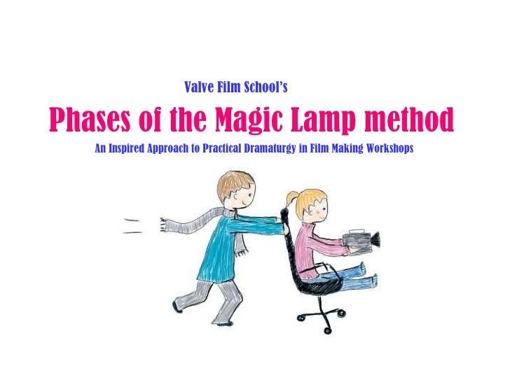 Magic Lamp Eng