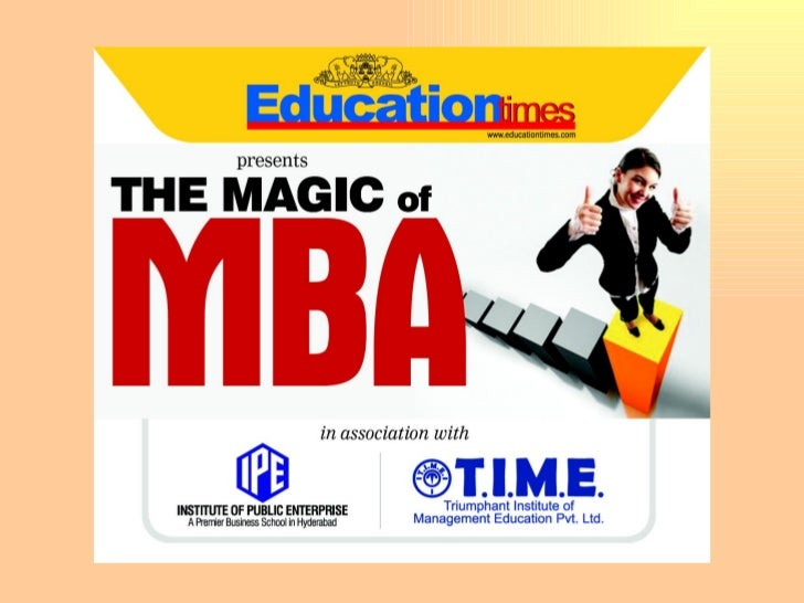 Activity Brief• Main Sponsors  – T.I.M.E (Management Coaching Centre)  – IPE (Hyderabad Based B-School)• Done under The Ed...