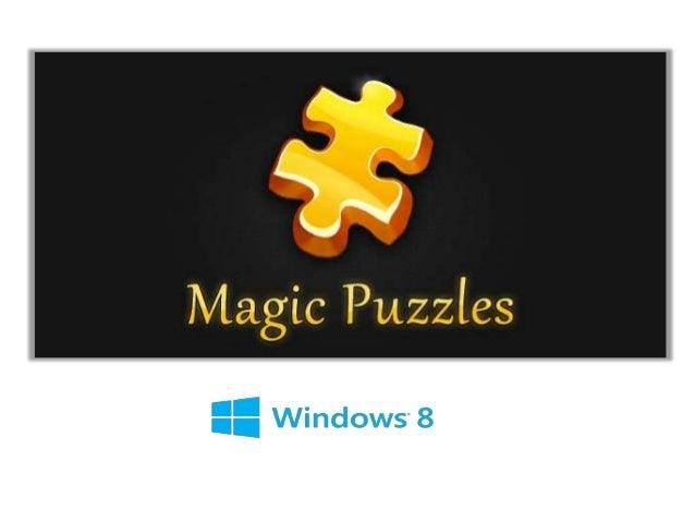 Magic Puzzles for Windows 8