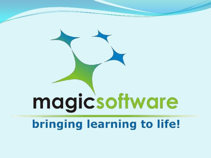 Magic software ppt