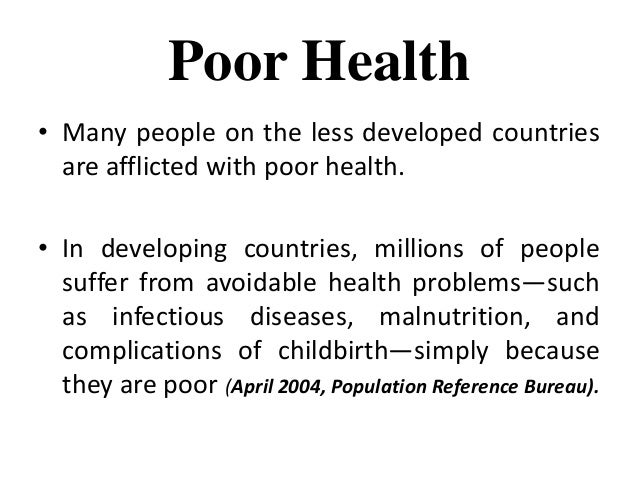 developing country 2 essay Many health professional of developing and underdeveloped countries are moving to developed nations for earning more money health care professionals have to spend less amount of money in developing countries or under developed countries for their education the governments of these countries provide many subsidies to its health.