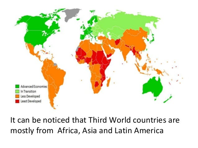 third world country essay