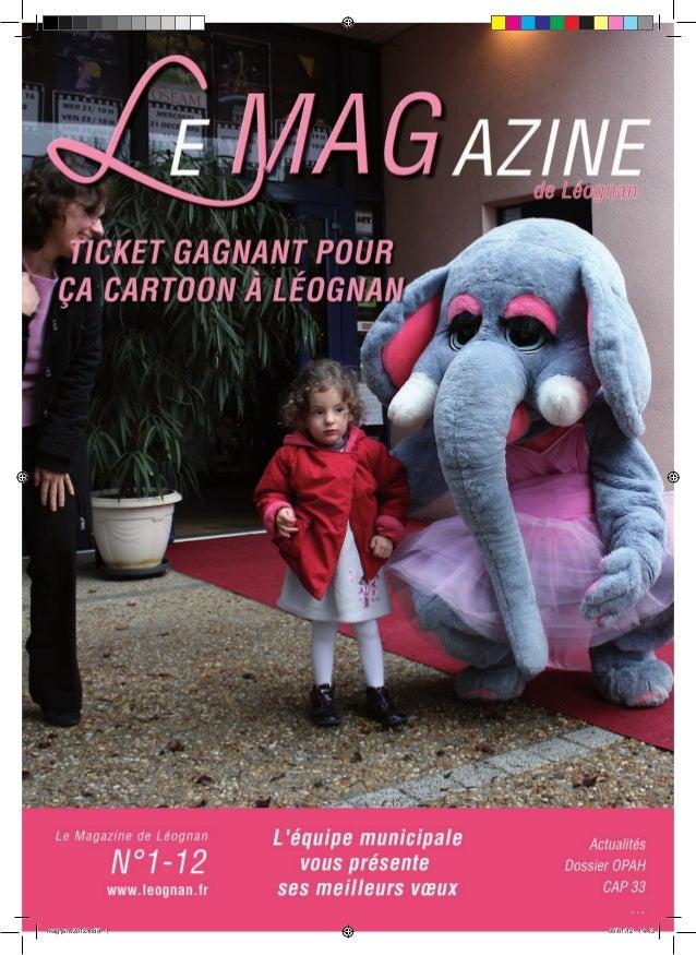 mag janv2012.indd 1   09/01/12 14:42
