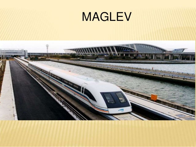 maglev trains an analysis 3 issue 12, december 2016 issn (online) 2348 – 7968 | impact factor (2015) -  4332 wwwijisetcom 108 analysis of magnetic levitation and maglev trains.