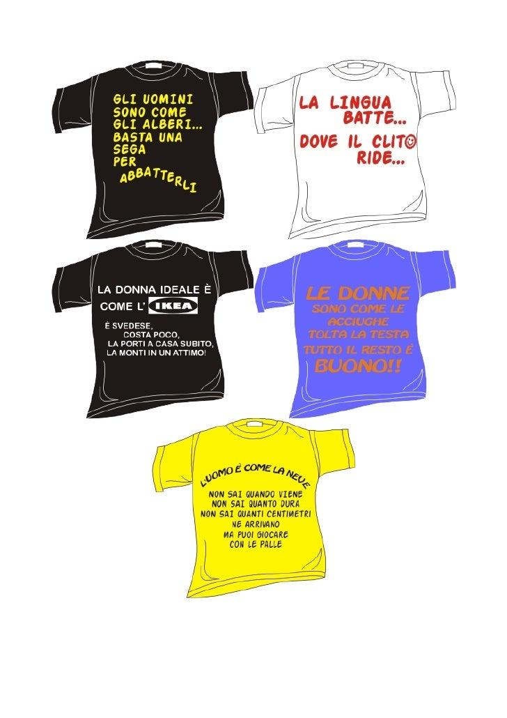 Magliette antipanico
