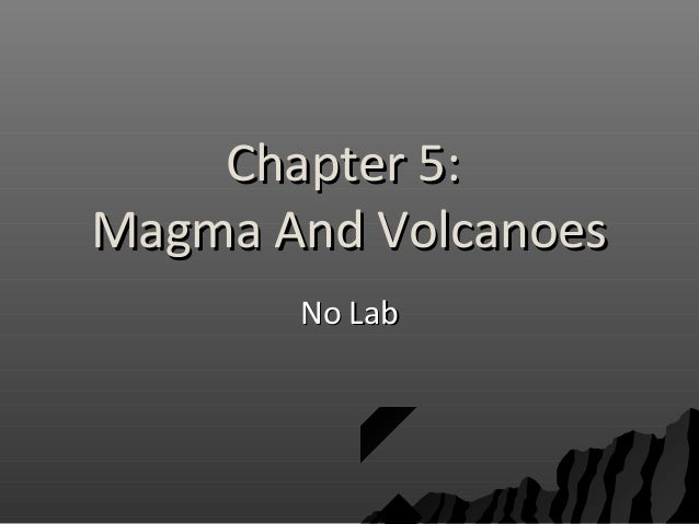 Magma and Volcanoes/EPCC/LM4