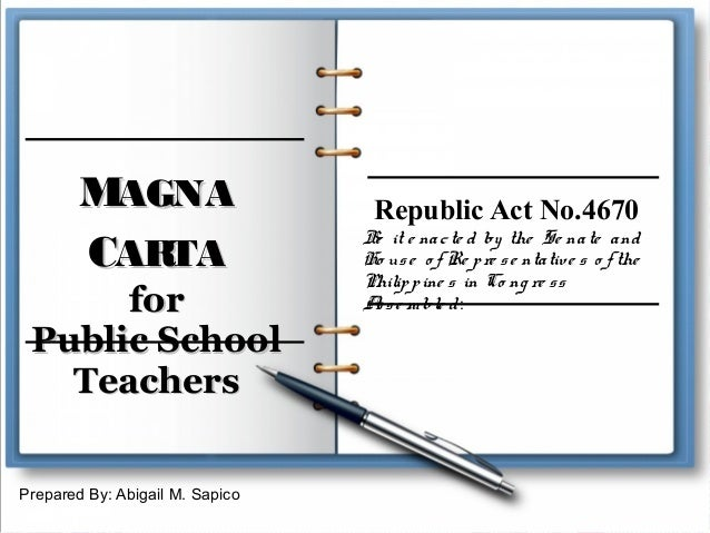 magna carta causes and contents essay