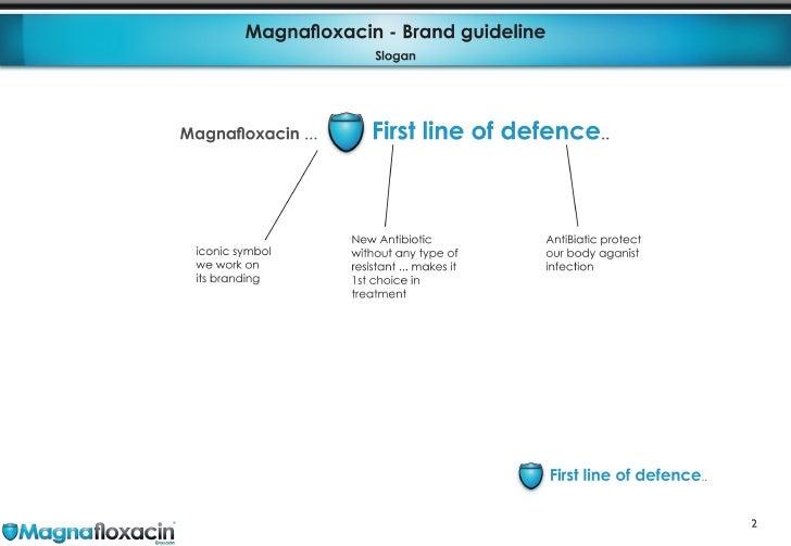 Magnafluxacin Brand Identity