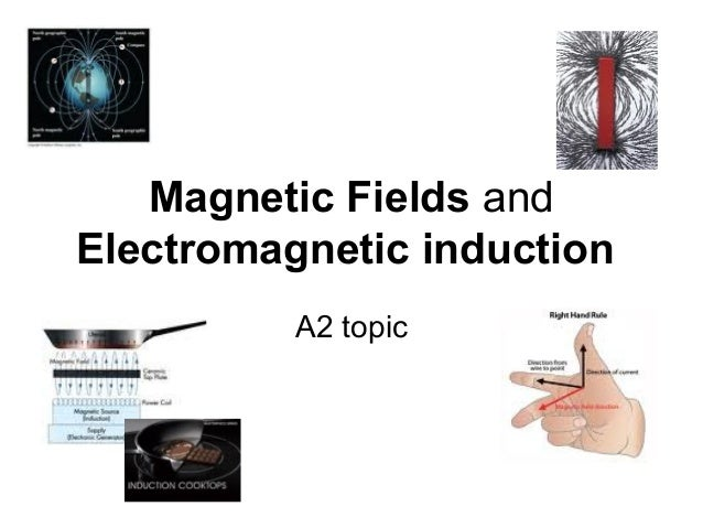Magnetic Fields and Electromagnetic induction A2 topic