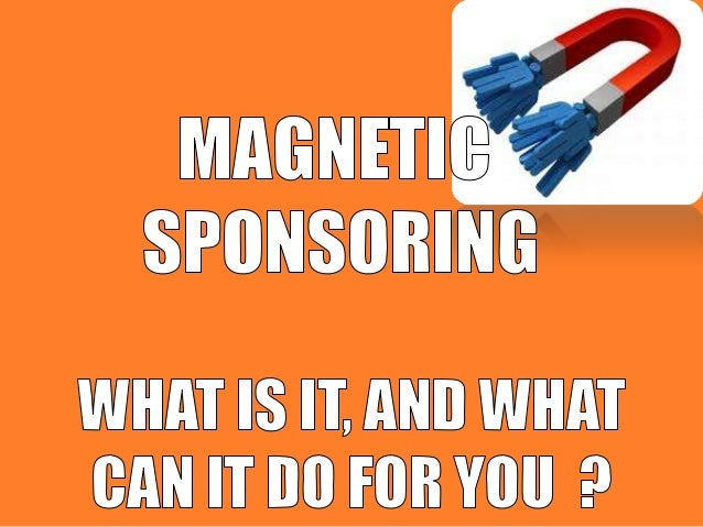 Magnetic Sponsoring Review -Still Worth It in 2013 ?
