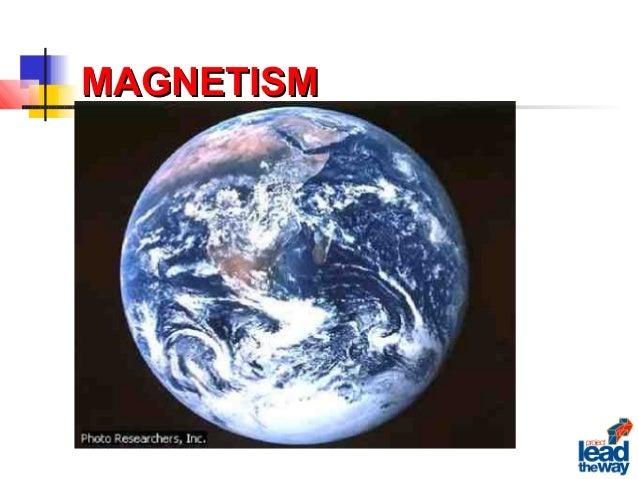 MAGNETISMMAGNETISM