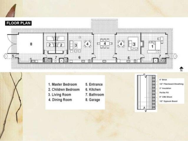Magney House Floor Plans Design