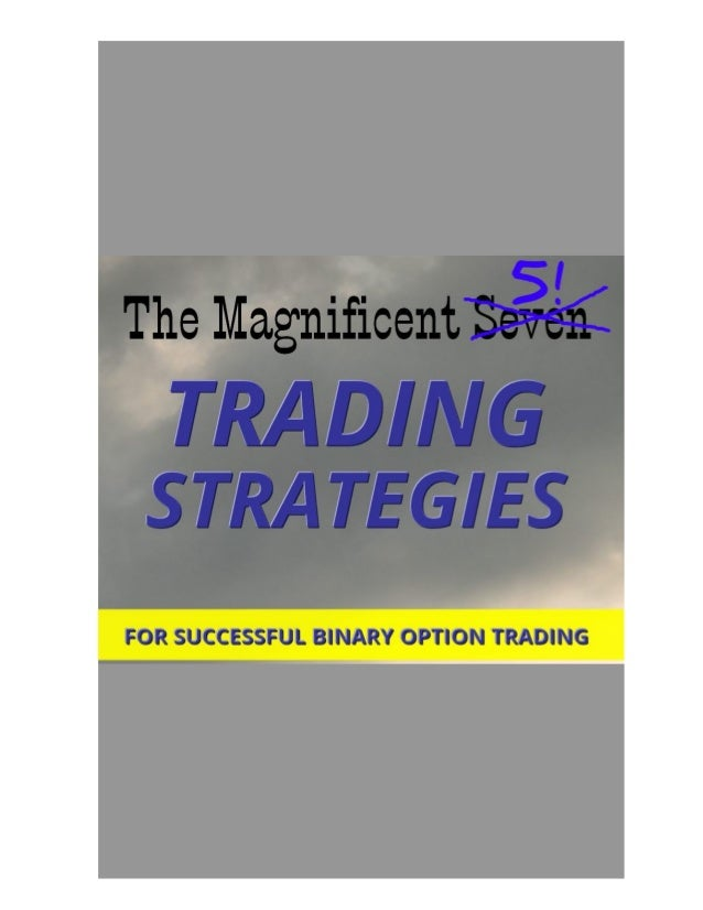 Binary options trading winning strategy