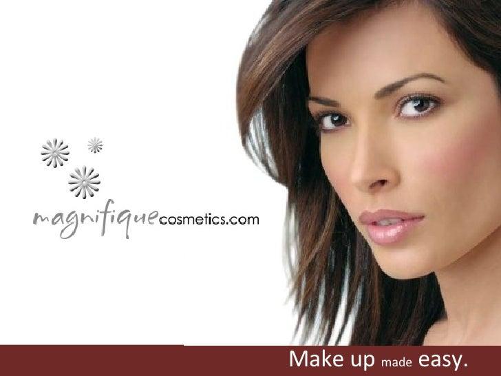 Make up  made  easy.