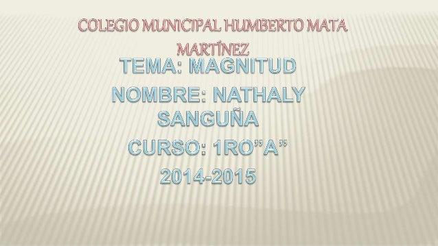 MAGNITUDES Y UNIDADES FUNDAMENTALES DEL S.I. MAGNITUD UNIDAD SÍMBOLO DIMENSIÓN Longitud Metro m L Masa Kilogramo kg M Tiem...