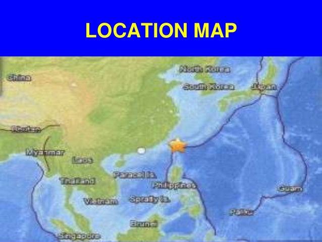 Magnitude 6.3 earthquake strikes Taiwan 31 October , 2013