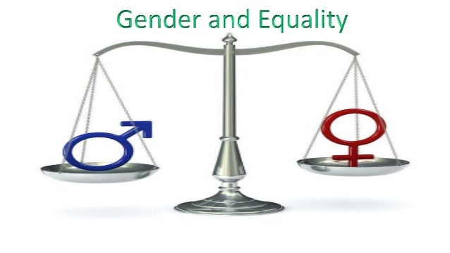 importance of gender and equity in