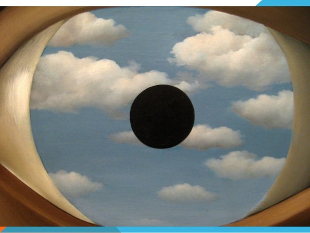 En este sentido, el surrealismo y, en concreto, la pintura surrealista, es una comunicación vital de un individuo, el pint...