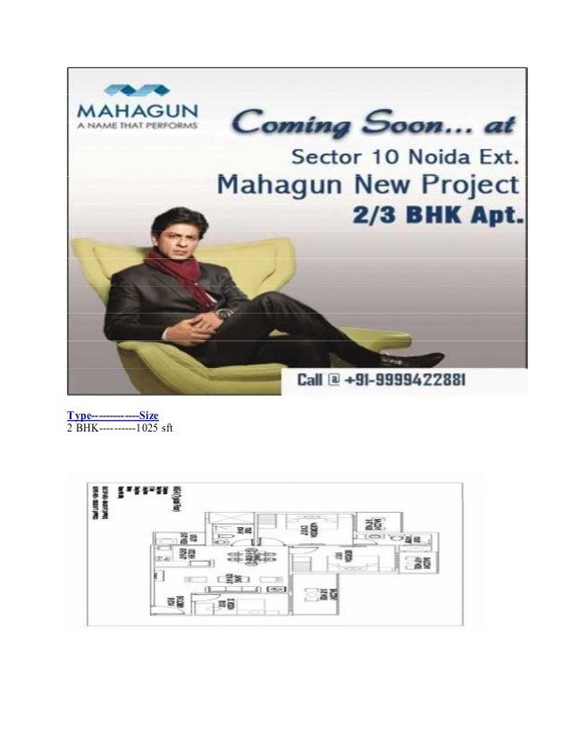 Mahagun Noida @ 91-9999422881 # Mahagun Sector 10 Noida Extension