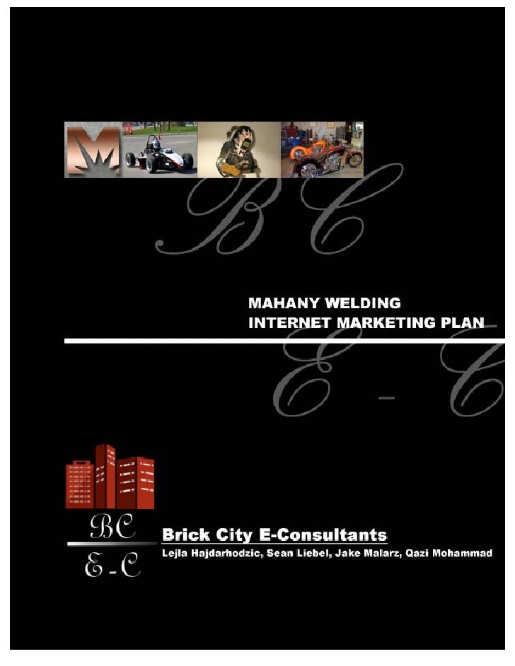 Mahany Internet Makreting Plan Brick City E Consultants