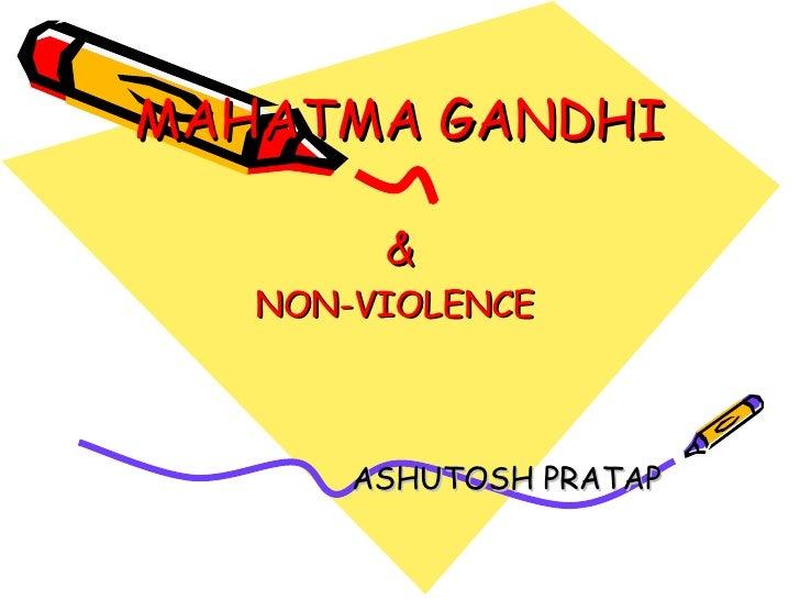 Mahatma Gandhi & His Satyagrah Tools