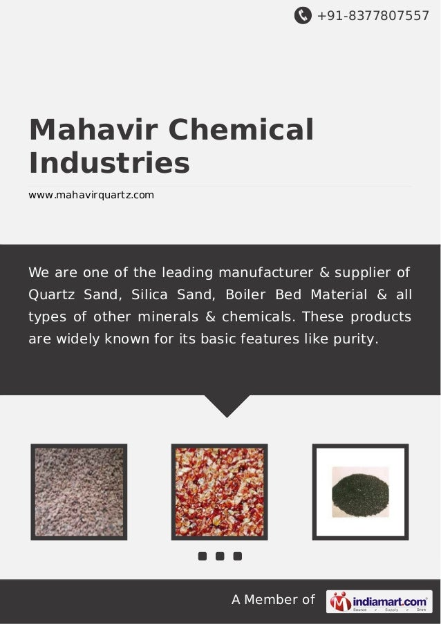 Surface Treatments by Mahavir chemical-industries