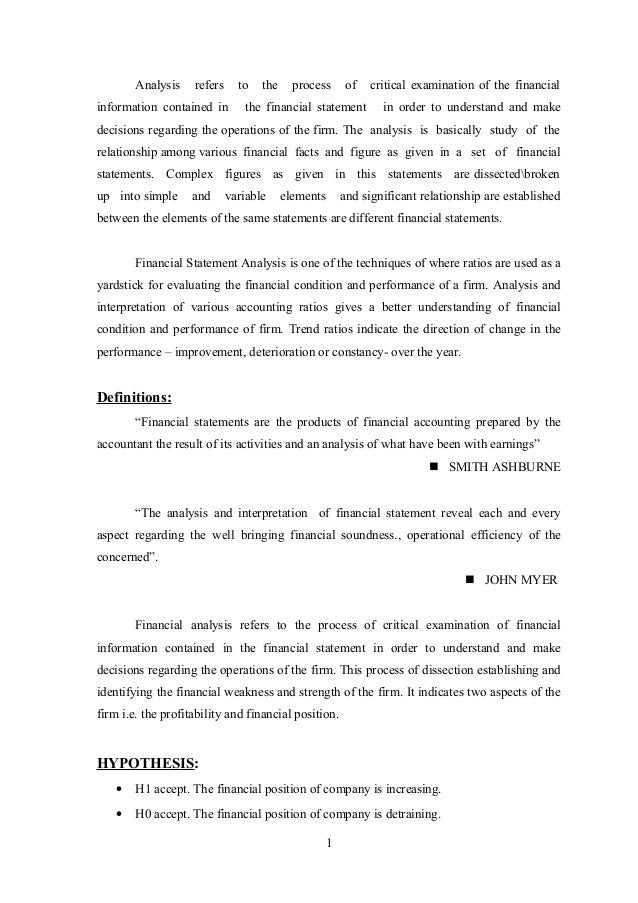 meralco financial statements essay She is very understanding i awe her for that kind of attitude it is not a deal from bsba 1 at new era  meralco financial ratio analysis of financial statements 2014.