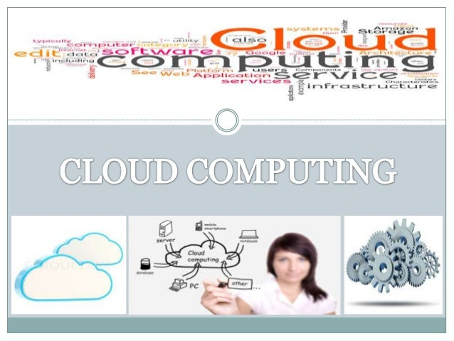 Cloud Computing for college presenation project.