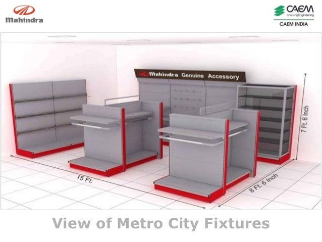 View of Metro City Fixtures