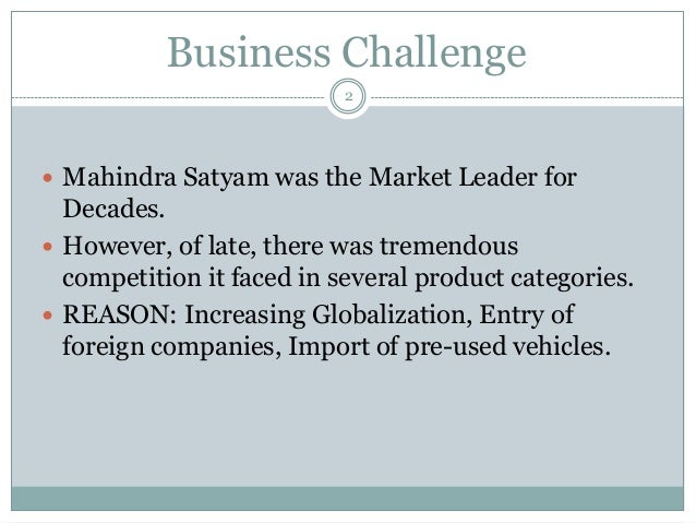 satyam case study essay [pewslideshow slidename=anim2] the ability to identify management problems and issues is central to case study analysis throughout this unit we will be looking at a.