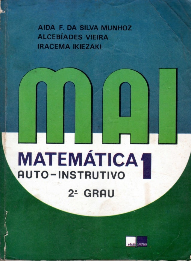 Mai   1 - matemática auto-instrutivo - professor
