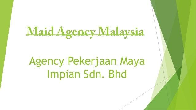 Agency Pekerjaan Maya Impian Sdn. Bhd