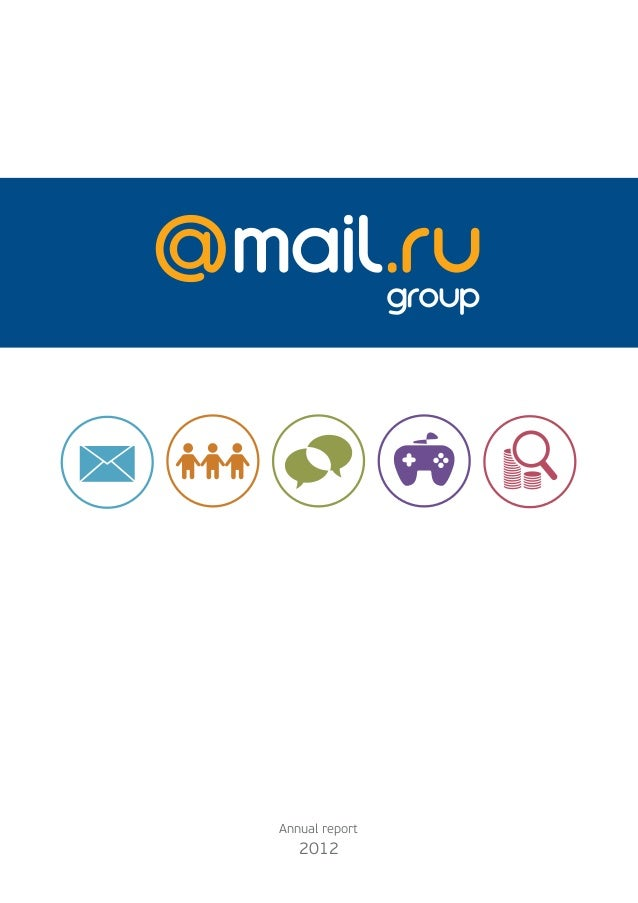 Mail.ru group 2012 FY results