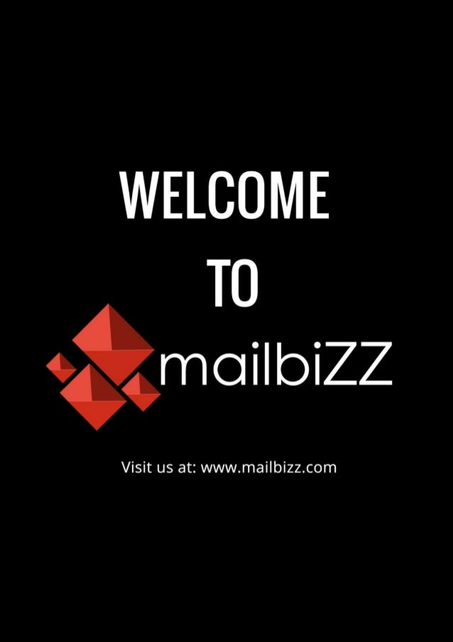 How to create a Email Account with Mailbizz.com