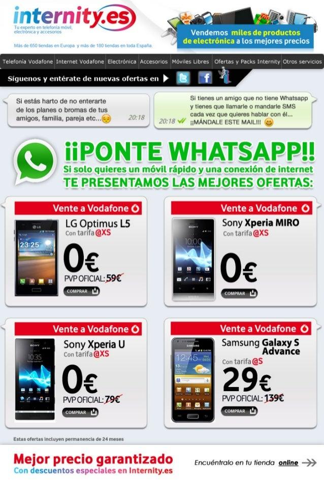 ¡¡Ponte Whatsapp!!