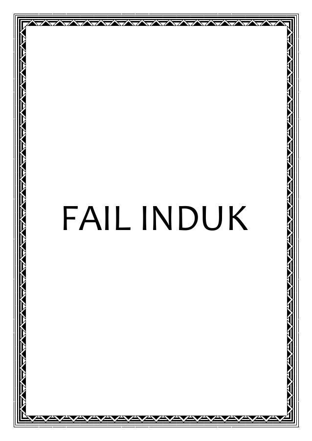 FAIL INDUK