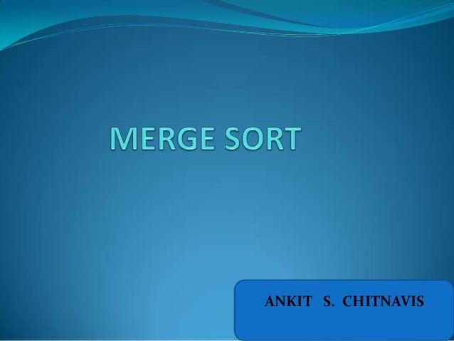 Marge Sort