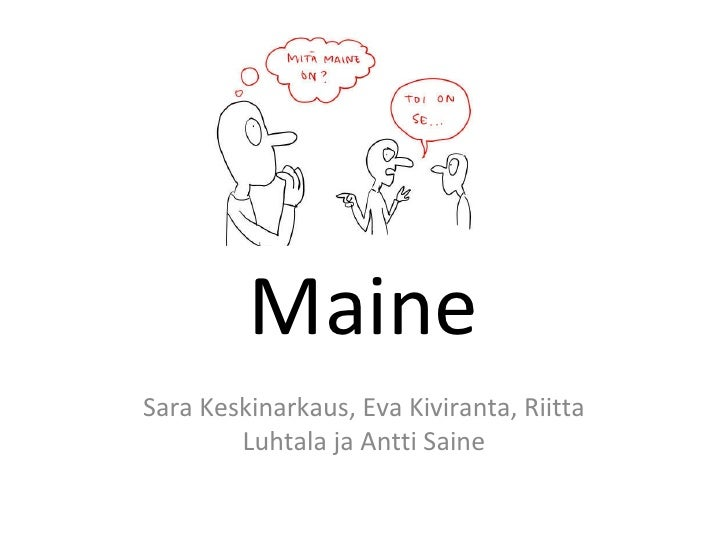 Maine Sara Keskinarkaus, Eva Kiviranta, Riitta Luhtala ja Antti Saine
