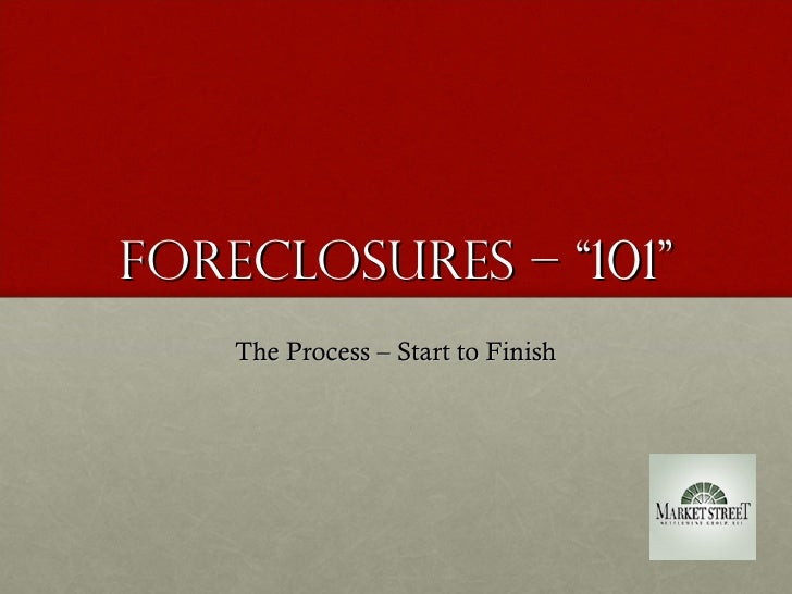 Maine Foreclosures, by Attorney Jane Barriault