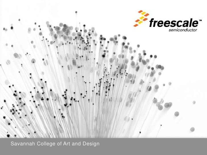 Freescale-SCAD IDUS 421 // IACT 720 (Presentation)