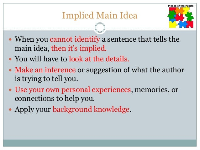 Implied Idea Worksheet Pictures Implied Idea Worksheet Getadating – Implied Main Idea Worksheet