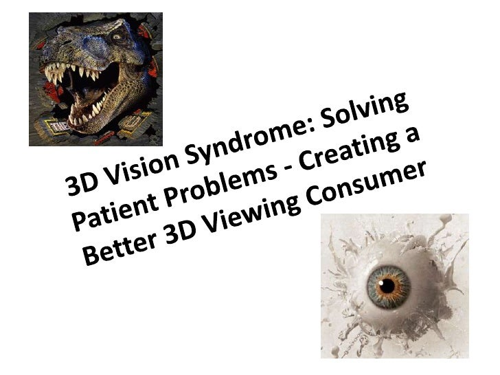 Dominick M. Maino, OD, MEd, FAAO, FCOVD-A AOA National Spokesperson on 3 D Vision SyndromeAOA Classroom 3D & Technology Pr...