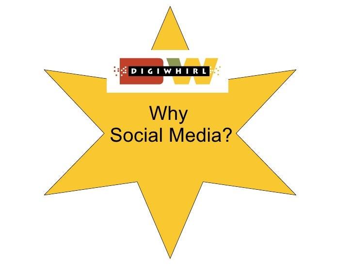 Why Social Media - India