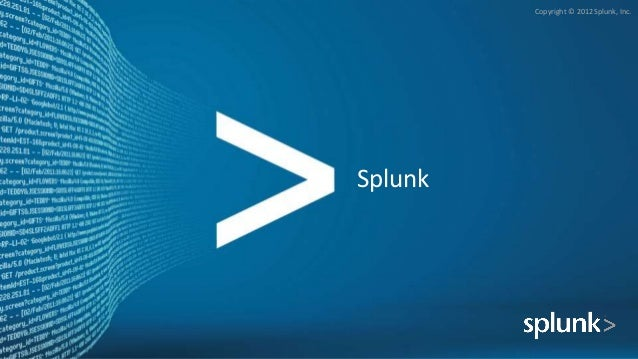 Introdução Splunk Brasil