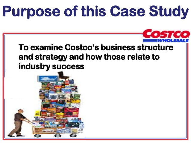 costco case study answers Costco case study and strategic analysis  costco is one of the innovative wholesalers teamed by very dynamic management team and dedicated,.