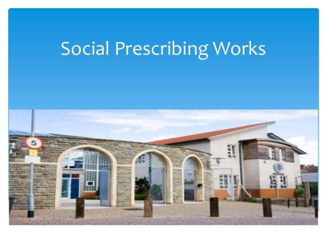 Social Prescribing Works