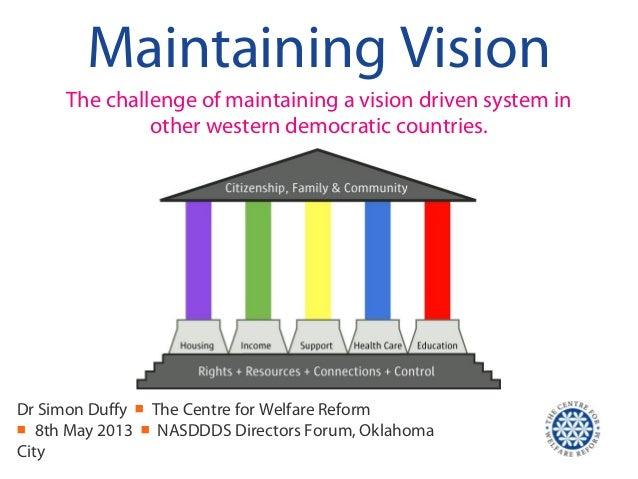 Maintaining vision