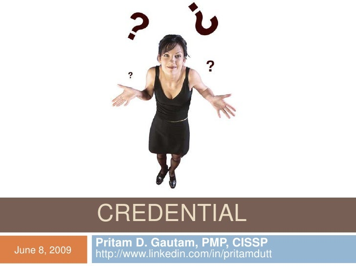Maintaining PMP Credential