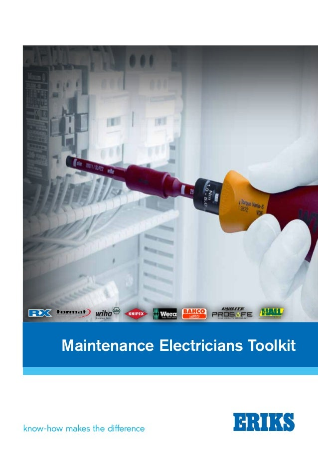 Maintenance Electricians Toolkit