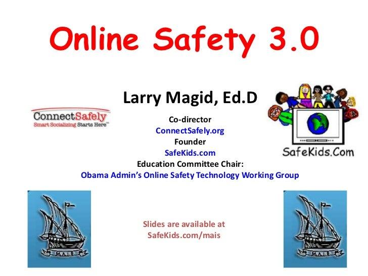 Updated Online Safety 3.0 Talk for Mediterranean Association of International Schools